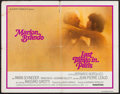 "Movie Posters:Drama, Last Tango in Paris (United Artists, 1972). International HalfSheet (22"" X 28""). Drama.. ..."
