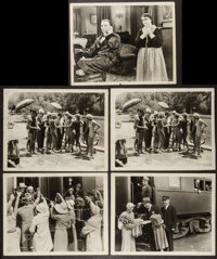 "Bing Crosby Lot (Educational, 1931-1932). Photos (5) (8"" X 10""). Musical. ... (Total: 5 Items)"