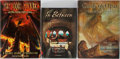 Books:Science Fiction & Fantasy, [Subterranean Press]. Philip Jose Farmer, R. A McAvoy, and Others. Group of Three First Edition Books Published by Subterranea... (Total: 3 Items)