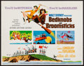 "Movie Posters:Animation, Bedknobs and Broomsticks & Others Lot (Buena Vista, 1971). HalfSheets (8) (22"" X 28""). Animation.. ... (Total: 8 Items)"