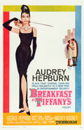 "Movie Posters:Romance, Breakfast at Tiffany's (Paramount, 1961). One Sheet (27"" X 41"")....."