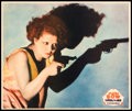 "Movie Posters:Crime, Ladies of the Mob (Paramount, 1928). Jumbo Lobby Card (14"" X 17"")....."