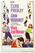 "Movie Posters:Elvis Presley, Viva Las Vegas (MGM, 1964). One Sheet (27"" X 41"") Style A.. ..."