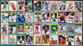 Hockey Cards:Lots, Hockey Greats Signed Cards Lot of 40....