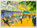 Fine Art - Work on Paper:Print, LEROY NEIMAN (American, b. 1926). L'Après-Midi d'Or, 1999.Color serigraph on Arches paper. 23-1/2 x 32 inches (59.7 x 8...(Total: 2 Items)