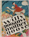 Books:Children's Books, Willy Pogany. Willy Pogany's Mother Goose. New York: ThomasNelson and Sons, [1928]. First edition. Publisher's ...