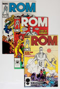Modern Age (1980-Present):Superhero, Rom #1-75 Group (Marvel, 1979-86) Condition: Average NM.... (Total:75 Comic Books)