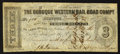 Obsoletes By State:Iowa, Dubuque, IA- The Dubuque Western Rail Road Compy. $3 Dec. 22, 1857Oakes 53-4. ...