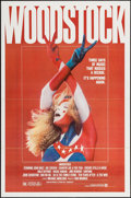 """Movie Posters:Rock and Roll, Woodstock (Warner Brothers, R-1979). One Sheet (27"""" X 41""""). Rockand Roll.. ..."""