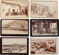 Photography:Cabinet Photos, Six Boudoir Albumen Prints of Arizona Scenes,... (Total: 6 Items)