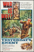 "Movie Posters:War, War Lot (Various, 1942-1951). One Sheet (27"" X 41""), and LobbyCards (5) (11"" X 14""). War.. ... (Total: 6 Items)"