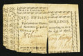 Colonial Notes:North Carolina, North Carolina April 23, 1761 15s Fair.. ...
