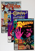 Modern Age (1980-Present):Miscellaneous, Comic Books - Assorted Modern Age Comics Group (Various Publishers, 1980s) Condition: Average VF.... (Total: 48 Comic Books)