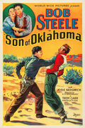 "Movie Posters:Action, Son of Oklahoma (World Wide, 1932). One Sheet (27"" X 41"").. ..."