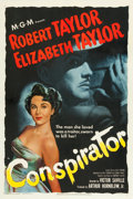 "Movie Posters:Adventure, Conspirator (MGM, 1949). One Sheet (27"" X 41"").. ..."
