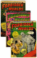 Golden Age (1938-1955):Horror, Forbidden Worlds Group (ACG, 1952-64).... (Total: 6 Comic Books)