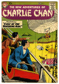 Silver Age (1956-1969):Mystery, The New Adventures of Charlie Chan #4 (DC, 1958) Condition: FN....