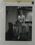 """Movie Posters:Miscellaneous, A Woman's Face - Culver Pictures (MGM, 1941). Still (10"""" X 13""""). Joan Crawford by Eric Carpenter. Fashion publicity phot..."""