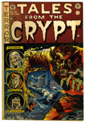 Golden Age (1938-1955):Horror, Tales From the Crypt #35 (EC, 1953) Condition: VG/FN....