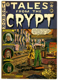 Golden Age (1938-1955):Horror, Tales From the Crypt #25 (EC, 1951) Condition: VG-....