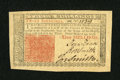 Colonial Notes:New Jersey, New Jersey March 25, 1776 3s Gem New....