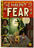 Golden Age (1938-1955):Horror, Haunt of Fear #7 (EC, 1951) Condition: VG/FN....