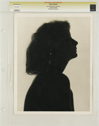 "Greta Garbo by Ruth Harriet Louise - Lost Hollywood Collection (undated). Still (10"" X 13""). The only woman ph..."
