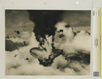 "Hell's Angels - Lost Hollywood Collection (United Artists, 1930). Still (10.5"" X 13.5""). Thrilling aviation ac..."