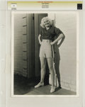 """Movie Posters:Miscellaneous, Jean Harlow - Culver Pictures (1935). Still (10"""" X 13""""). Jean Harlow by William Grimes. Studio special photography publi..."""