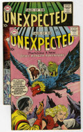 Silver Age (1956-1969):Horror, Tales of the Unexpected #45 and 47 Group (DC, 1960) Condition:Average FN+.... (Total: 2 Comic Books)