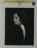 """Movie Posters:Miscellaneous, Love Comes Along - Lost Hollywood Collection (RKO, 1930). Still (8"""" X 10""""). Bebe Daniels by Ernest A. Bachrach. The capt..."""
