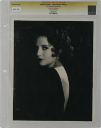 "Love Comes Along - Lost Hollywood Collection (RKO, 1930). Still (8"" X 10""). Bebe Daniels by Ernest A. Bachrach..."