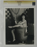 "Movie Posters:Miscellaneous, Madge Bellamy - Lost Hollywood Collection (c.1920s). Still (8"" X 10""). Madge Bellamy by Max M. Autrey. Photo dates from ..."
