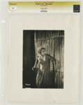 "Movie Posters:Science Fiction, Metropolis - Culver Pictures (UFA, 1927). Still (8"" X 10"").Brigitte Helm. Key set number 933-23 in lower right hand corner...."