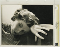 """Morning Glory - Lost Hollywood Collection (RKO, 1933). Still (11"""" X 14""""). The paper caption on the reverse of..."""