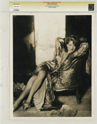 """Norma Shearer - Lost Hollywood Collection (c.1930s). Still (11"""" X 13.75""""). With such films as """"The Divorc..."""