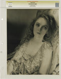 """Movie Posters:Miscellaneous, One Romantic Night - Lost Hollywood Collection (United Artists,1930). Still (10.75"""" X 13.5""""). Lillian Gish by Kenneth Ale..."""