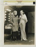 "Movie Posters:Miscellaneous, Reflected Glory - Culver Pictures (Morosco Theatre, 1936). Still (11"" X 14""). Backstage publicity shot taken at the Morosco ..."