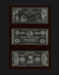 Canadian Currency: , Three Photographs From Bill Donlon. ... (Total: 4 items)