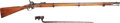 Military & Patriotic:Civil War, British P 1853 Enfield .577 Percussion Rifled Musket, Potts & Hunt, Identified to Private George F. Drake, Co D 101st Ohio Inf... (Total: 2 Items)