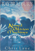 Books:Science Fiction & Fantasy, Ray Bradbury. Ahmed and the Oblivion Machines. Avon, 1998. First edition, first printing. Publisher's binding and dj...