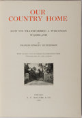 Books:Photography, [Photography]. Francis Kinsley Hutchinson. Our Country Home. McClurg, 1907. First edition, first printing. Custo...