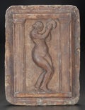 Fine Art - Sculpture, European:Modern (1900 - 1949), PIERRE-AUGUSTE RENOIR (French, 1841-1919) and LOUIS MOREL (French, 1898-1974). Danseuse au tambourin II (Dancer with a...