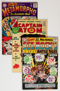 Silver Age (1956-1969):Miscellaneous, DC Silver and Bronze Age Comics Group (DC, 1959-78) Condition: Average VG.... (Total: 33 Comic Books)