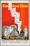 """Movie Posters:Drama, The Fugitive Kind (United Artists, 1960). One Sheet (27"""" X 41"""") & Lobby Card Set of 8 (11"""" X 14""""). Drama.. ... (Total: 9 Items)"""