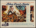 """Movie Posters:War, John Paul Jones and Others Lot (Warner Brothers, 1959). Half Sheets(5) (22"""" X 28""""). War.. ... (Total: 5 Items)"""