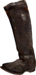 Advertising:Signs, Western Merchandising: Huge Cowboy Boot Display Piece....