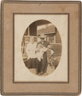 Photography, Allen Parmer: A Photo of this Former Quantrill Raider and Brother-in-Law of Jesse and Frank....