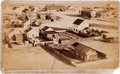 Photography:Cabinet Photos, Virginia City, Nevada: A Scarce Early View of the Town byPhotographer James H. Crockwell....