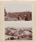 Photography:Official Photos, Early Colorado: Twenty-Two Exceptional Circa 1895 Images,Professionally Period-Mounted on Original Kodak Boards.... (Total:3 )